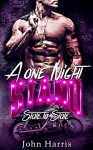 A One Night Stand: State to State (LGBT John's Journal Book 2) - John Harris
