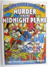 Murder on the Midnight Plane - Gaby Waters, Graham Round