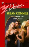 Tall, Dark And Temporary (The Girls Most Likely To ...) - Susan Connell