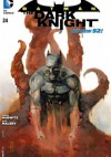 Batman: The Dark Knight #24 (New 52) - Alex Maleev, Gregg Hurwitz