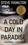 A Cold Day in Paradise - Steve Hamilton