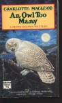 An Owl Too Many - Charlotte MacLeod
