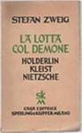 La lotta col Demone - Stefan Zweig