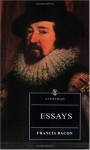 Essays (Everyman's Library (Paper)) - Francis Bacon