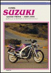 Clymer Suzuki: Gs500 Twins: 1989 1996 - Intertec Publishing Corporation