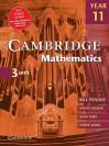 Cambridge Mathematics, 3 Unit, Year 11 - Bill Pender