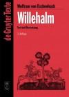 Willehalm: [Text und Übersetzung] Text der Ausgabe von Werner Schröder (de Gruyter Texte) (German Edition) - Wolfram von Eschenbach, Dieter Kartschoke, Dieter Kartschoke, Dieter Kartschoke