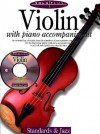 Standards & Jazz: Violin with Piano Accompaniment - Amsco Publications