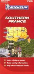 Michelin Southern France Map - Michelin Travel Publications