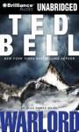 Warlord: An Alex Hawke Novel By Ted Bell(A)/John Shea(N) [Audiobook, MP3 CD] - -Author-