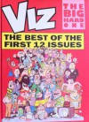 VIZ Comic - The Big Hard One (Best of Issues 1 to 12) - Chris Donald
