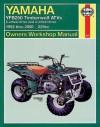 Yamaha yFB250 Timberwolf Atvs 1992-2000 - Alan Ahlstrand, John Harold Haynes