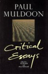 Paul Muldoon: Critical Essays - Tim Kendall, Tim Kendall