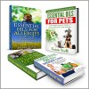 Essential Oils Box Set: Natural Remedies For Anxiety, Essential Oils for Weight Loss, Essential Oils For Allergies & Essential Oils For Pets: 4 Essential Oils eBooks - Susan Scott