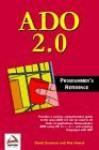 ADO 2.0 Programmer's Referenc E - Alex Homer