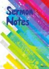 Sermon Notes: Stripe Cover - Tirzah L. Jones
