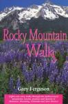 Rocky Mountain Walks - Gary Ferguson
