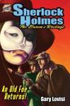 Sherlock Holmes - The Baron's Revenge - Gary Lovisi, Rob Davis