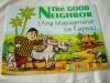 THE GOOD NEIGHBOOR a parable of Jesus - Ang Mapagmahal sa Kapwa / English - Tagalog Bilingual Bible Story Coloring Book / For Pilipino Children - Bible Society