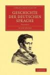 Geschichte Der Deutschen Sprache - Jacob Grimm