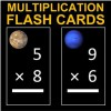 Far Out Multiplication Flash Cards 1-12 (Decorated with Solar System Photos) - Chris McMullen, Carolyn Kivett