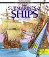 Submarines and Ships - Richard Humble