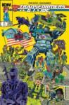 Transformers vs G.I. Joe Volume 1 - Tom Scioli, Tom Scioli, John Barber