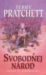 Svobodnej národ (Tonička Bolavá, #1) (Úžasná Zeměplocha, #30) - Terry Pratchett