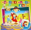 Puzzle Block Book: Pinocchio [With 6 Puzzles] - Yoyo Books