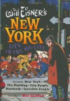Will Eisner's New York: Life in the Big City - Will Eisner, Neil Gaiman