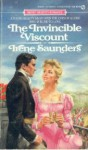 The Invincible Viscount - Irene Saunders
