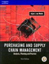 Purchasing and Supply Chain Management: Analysis, Planning and Practice - Arjan van Weele