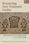 Resourcing New Testament Studies - Allan J. McNicol, J. Samuel Subramanian, David B. Peabody