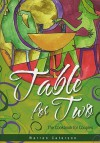 Table For Two: The Cookbook For Couples - Warren Caterson