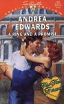 Ring And A Promise (Silhouette Special Edition, No 932) - Andrea Edwards