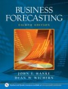 Business Forecasting and Student CD Package - Dean W. Wichern