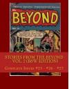 Stories From The Beyond - Vol. 2 (B&W Edition): Complete Issues #25 - #26 - #27 - Richard Buchko