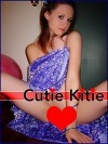 Cutie Kittie Book 7: Bubbly Blonde Babe - R.A. Ravenhill