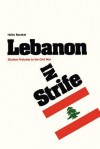 Lebanon in Strife - Halim Barakat