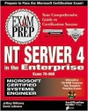 MCSE NT Server 4 in the Enterprise Exam [With Contains 2 Interactive Practice Exams...] - Jonathan Taylor, Michael Gill, Steve Linthicum