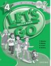 Let's Go 4 Skills Book [With CD (Audio)] - Christine Hartzler, Karen Frazier, Ritsuko Nakata