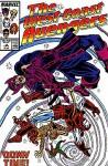The West Coast Avengers #19 : The Times of Their Lives (Marvel Comics) - Steve Englehart, Al Milgrom