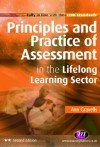 Principles and Practice of Assessment in the Lifelong Learning Sector (Further Education and Skills) - Ann Gravells