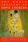 The World Treasury Of Love Stories - Lucy Rosenthal