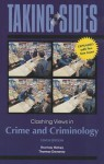Taking Sides: Clashing Views in Crime and Criminology, Expanded - Thomas Hickey, Thomas Devaney