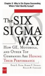 "The Six SIGMA Way, Chapter 3 - Why Is Six SIGMA Succeeding Where Total Quality ""Failed""? - Peter S. Pande, Roland R. Cavanagh, Robert P. Neuman"