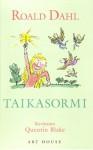Taikasormi - Roald Dahl, Päivi Heininen