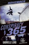 November (Conspiracy 365 #11) - Gabrielle Lord
