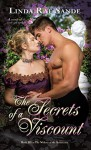 The Secrets of a Viscount (The Widows of the Aristocracy Book 3) - Linda Rae Sande