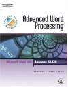 College Keyboarding Advanced Word Processing, Lessons 61-120 - Susie Van Huss, Connie M. Forde, Donna L. Woo